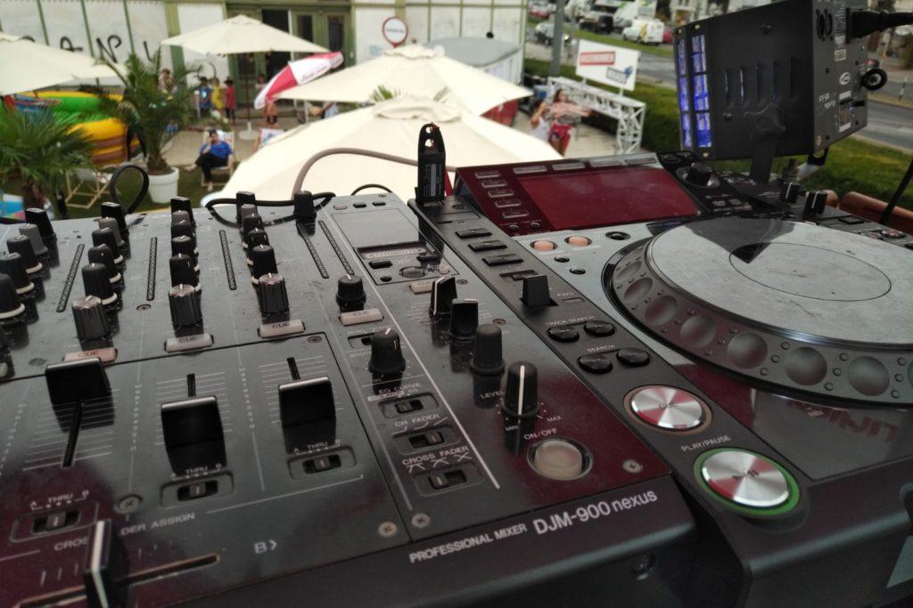 Pioneer PRO-DJ Verleih Wien