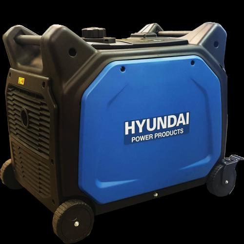 Hyundai Stromaggregat mit 6,0KW (6.000 Watt)